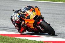 Strafe für KTM: Pol Espargaro startet in Valencia aus der Box