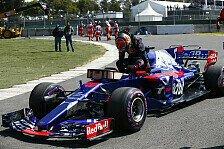 Formel 1 Mexiko: Turbo-Rätsel bei Toro Rosso, Gasly sprachlos