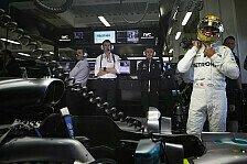 Formel 1 Mexiko: Mercedes mit Spezial-Setup für Höhen-Kämpfe