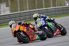 MotoGP-Blog: KTM? Suzuki? Rossi? Es kommt Schwung in die Kunden
