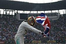Formel 1 - Bilder: Mexiko GP - Sonntag