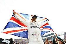 Formel 1 Mexiko GP Live-Ticker: Hamilton ist Weltmeister