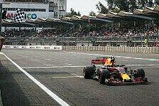 Formel 1 - Bilder: Mexiko GP - Rennen