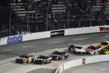 NASCAR - Video: NASCAR Playoffs 2017: Demolition Derby in Martinsville