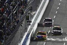NASCAR Martinsville: Kyle Busch siegt in der Verlängerung