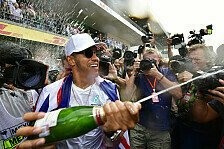 Formel-1-Weltmeister Lewis Hamilton: Titel musste in Mexiko her
