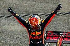 Max Verstappen: Red Bull Pilot zukünftiger Formel-1-Champion?