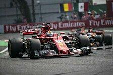Formel 1, Mexiko-Analyse: Aufholjagden von Hamilton & Vettel