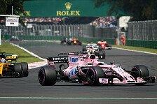 Formel 1 Mexiko: Hypersoft-Action zum Fünften - ohne Backup