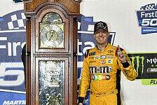 NASCAR - Bilder: First Data 500 - 33. Lauf