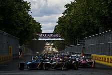 Formel E Paris: Live-Stream, Eurosport TV-Programm und Zeitplan