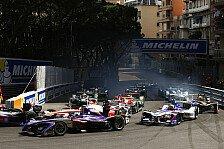 Formel E, Monaco: TV-Programm und Live-Stream heute bei ARD