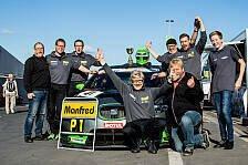 Cup- & Tourenwagen Trophy - Manfred Lewe sichert sich Titel