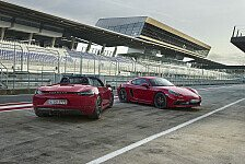 Der neue Porsche 718 GTS - Mehr Leistung, exklusive Ausstattung