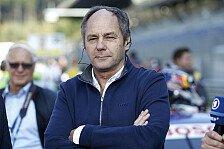 DTM-Boss Gerhard Berger: Rennen in Monaco ist mein Wunsch