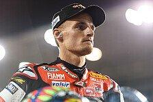 Superbike: Chaz Davies mit Knieverletzung bei WSBK-Jerez-Test