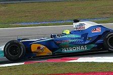 Formel 1 - Sauber gibt sich vor dem 200. GP optimistisch