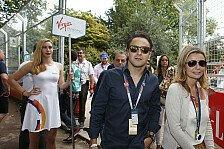 Formel-E-Boss spricht mit Felipe Massa über Einstieg