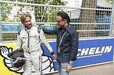Felipe Massa: Formel-E-Debüt früher als erwartet?