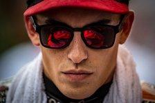 Marc Marquez: MotoGP-Stress 2017 führte bei ihm zu Haarausfall