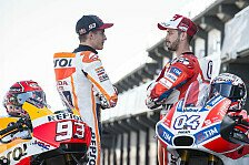 Marc Marquez: Andrea Dovizioso härtester MotoGP-Gegner 2018