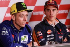 MotoGP Argentinien: Reaktionen zur Kollision Rossi vs. Marquez