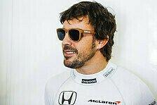 Fernando Alonso: Erster Test für 24 Stunden von Daytona 2018