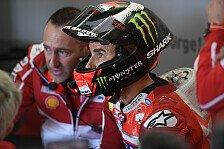 MotoGP Valencia - Ducati: Warum Lorenzo Teamorder missachtete