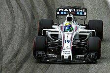 Formel 1, Brasilien 2017: Massa nach Blockade wütend auf Sainz