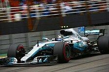 Formel 1, Brasilien: Bottas will Vettel in der WM abfangen