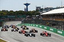 Formel-1-Reifenwahl, Brasilien: Top-Teams mit gleichen Waffen