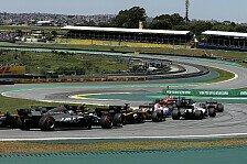 Formel 1 Live-Ticker Brasilien 2018: News vom Donnerstag