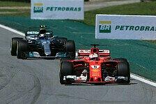 Formel 1 Brasilien 2017 Live-Ticker: Vettel siegt in Sao Paulo
