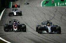 Formel 1: Sensation 2018? Weltmeister Mercedes tippt: Haas F1