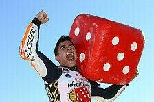 MotoGP - Bilder: Valencia GP - So feiert Marc Marquez seinen MotoGP-Titelgewinn 2017