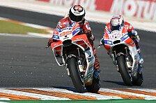 Andrea Dovizioso stellt klar: Lorenzo hat mich nicht blockiert