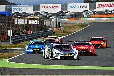 DTM x Super GT in Fuji: Kamui Kobayashi startet für BMW