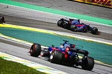 Formel 1: Toro Rosso 2018 mit Pierre Gasly & Brendon Hartley