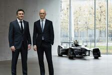 Mode-Konzern Hugo Boss gibt bekannt: Formel E statt Formel 1