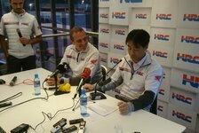 Honda-Teammanager Livio Suppo verlässt die MotoGP