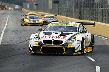 ROWE RACING in Macau: Bereit fürs Highlight mit dem BMW M6 GT3