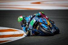 MotoGP-Test Valencia - Live: Testtag zwei für 2018