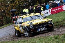 Youngtimer Rallye Trophy: Berlandy macht das Dutzend voll!