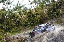 WRC Australien 2017: Neuville holt vierten Saisonsieg