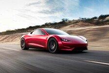 Neuer Tesla Roadster 400 km/h schnell: Preis, Leistung, Daten