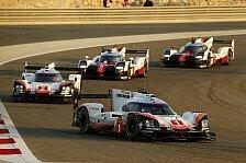WEC-Saison 2017: LMP1-Rückblick mit Porsche und Toyota