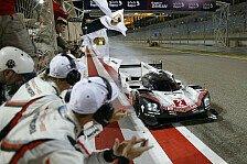 WEC - Video: Porsches LMP1-Abschied in Bahrain: Das Ende einer Ära
