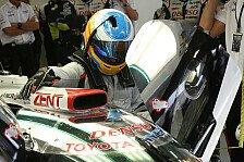 WEC - Video: Fernando Alonso im Toyota beim WEC-Rookie-Test in Bahrain