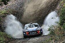 WRC Australien 2017: Neuville profitiert von Mikkelsen-Fehler