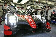 WEC: Alonso startet mit Bestzeit ins Debüt in Spa-Francorchamps